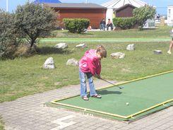 Le Mini Golf à Calais