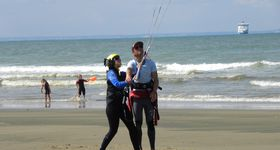 iniation kitesurf