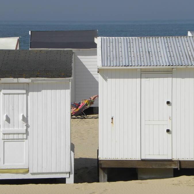 Chalets de plage