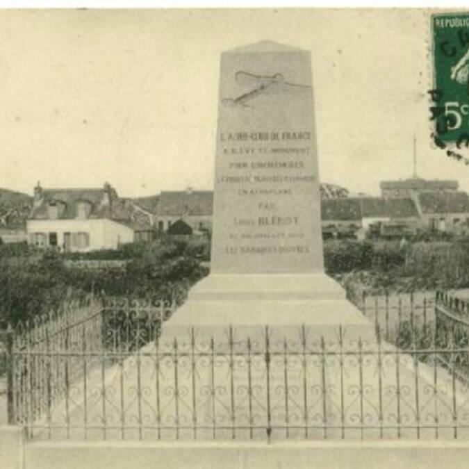 Monument Louis Blériot